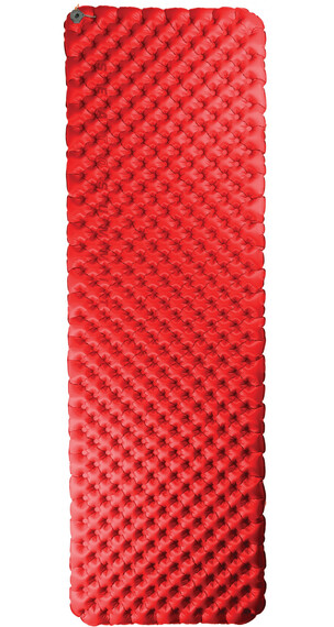 Sea to Summit Comfort Plus Insulated Mat Rectangular L Red